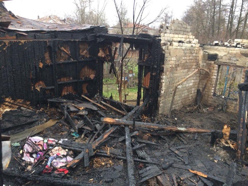 Жительница Марий Элразбудила всех соседей из-за горящего магазина