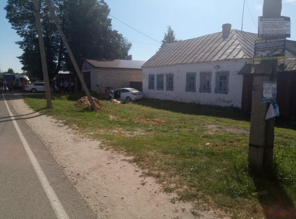 Три человека погибли вДТП вМарий Эл