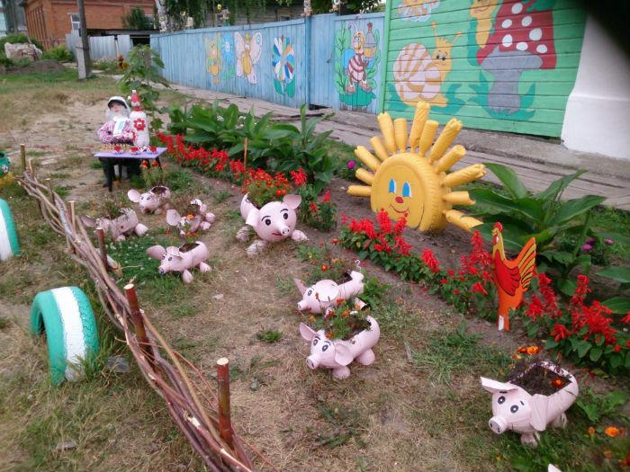 Летняя поделка в детский сад фото 14