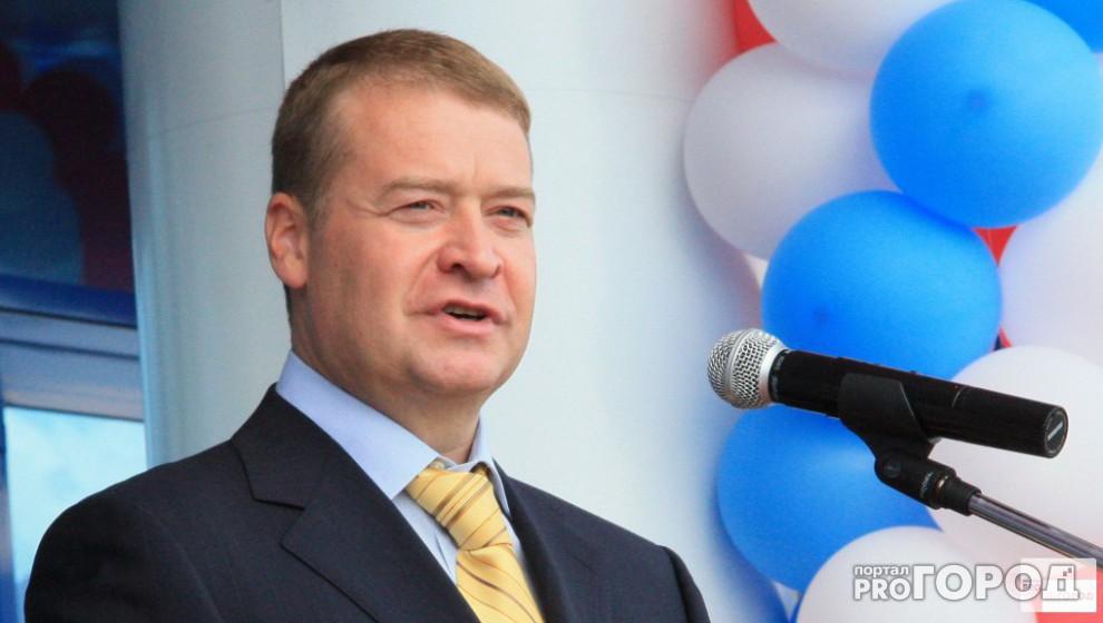 Леонид Маркелов поздравил жителей Марий Эл с 23 февраля