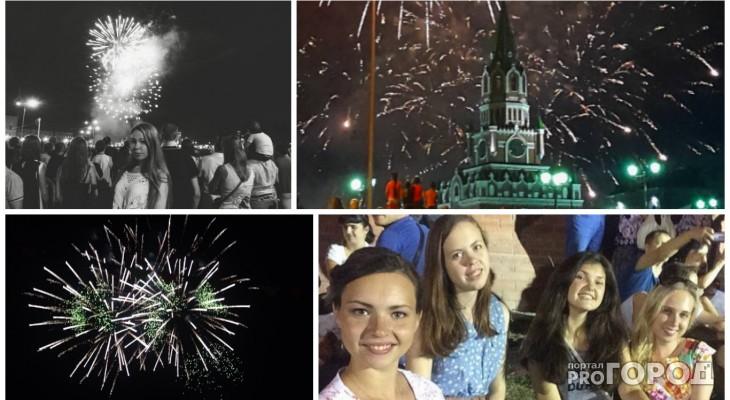 Обзор Instagram: как йошкаролинцы провели День города (фото)