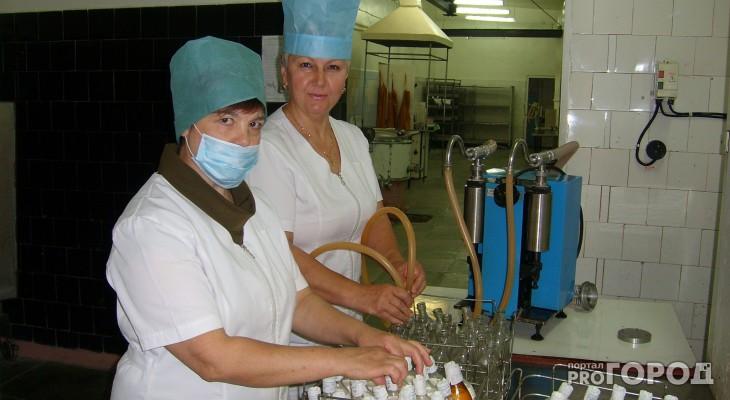 В Йошкар-Оле закроют молочные кухни для детей?