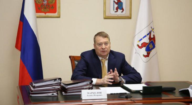Леонид Маркелов уволил министра государственного имущества Марий Эл