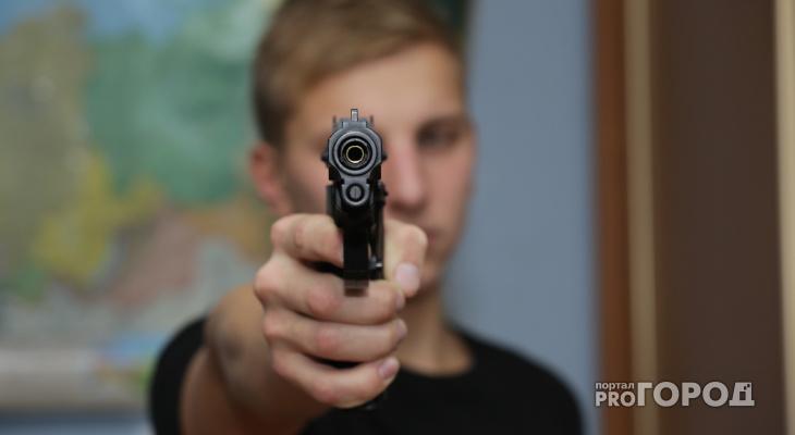 Что может грозить йошкаролинцу, который стрелял в окна квартиры