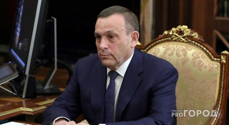 Врио Главы Марий Эл наградил трех жителей республики