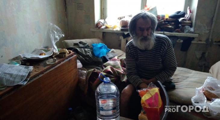 Йошкаролинец, умирающий в своей квартире, пропал