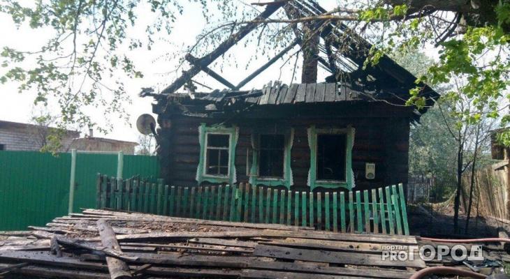 Подробности ужасной трагедии в Марий Эл: в доме, где погибли дети, взорвался газовый баллон (ВИДЕО)