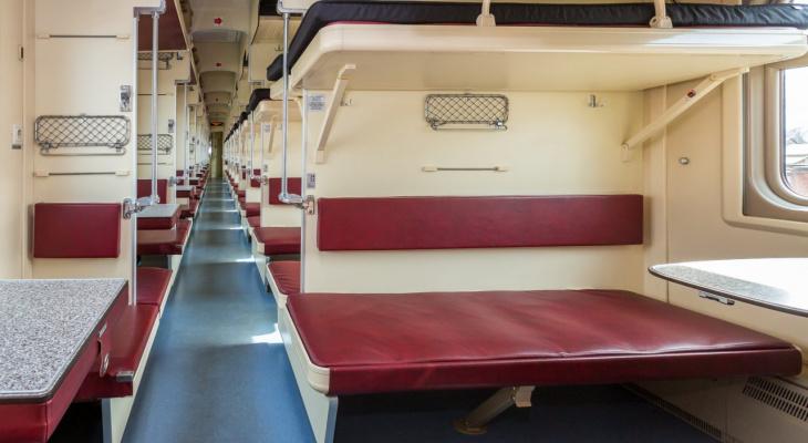 «Супер! Матрасы мягкие и у каждого стола есть розетка»: отзыв пассажирки поезда «Москва—Йошкар-Ола»