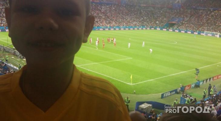 ЧМ-2018: футболист сборной Испании поговорил с ребенком из Марий Эл по-русски