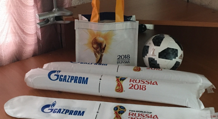 Подборка популярных сувениров с ЧМ-2018, которые приобрели йошкаролинцы