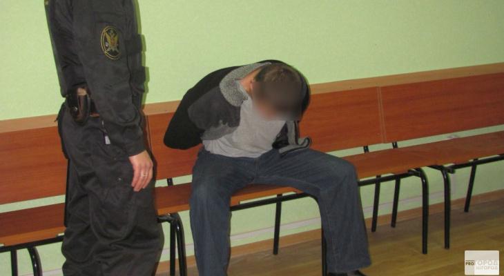 Гость из Кирова сильно навредил йошкаролинцам