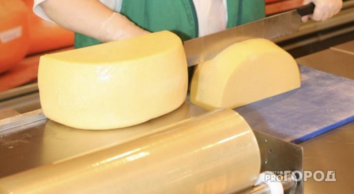 Фермеры из Марий Эл поборются за награду за лучший Сыр России