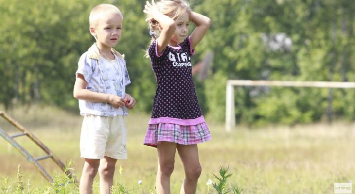 МЧС по Марий Эл: чем опасен для детей дачный отдых?