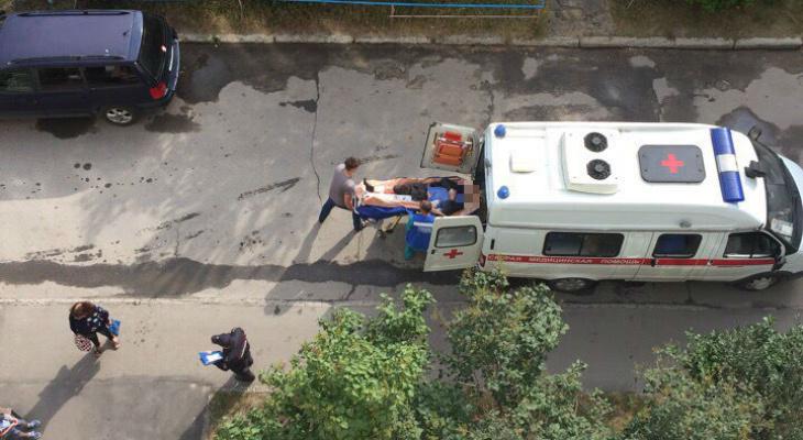 Что случилось в йошкар-олинском подъезде, забрызганном кровью?