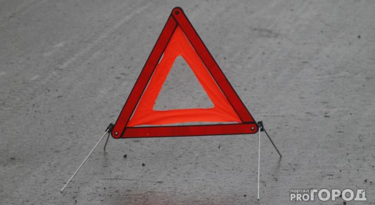 ДТП на трассе в Марий Эл: водитель насмерть сбил мужчину и скрылся с места трагедии