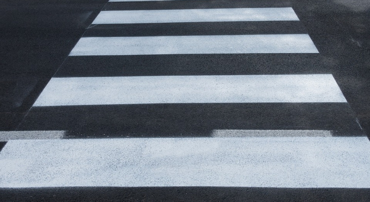 Йошкаролинцы боятся ходить по «зебре» на Сернурском тракте