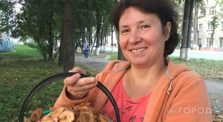 Йошкаролинка-грибник встречает гадюк и ездит на «Мерседесе»