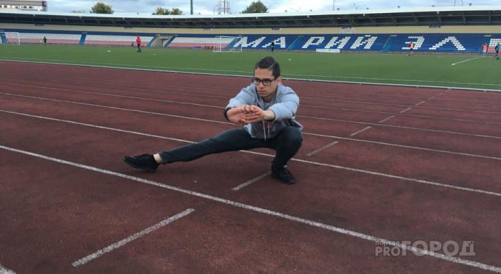 Где йошкаролинцы бесплатно могут заниматься спортом: ТОП мест