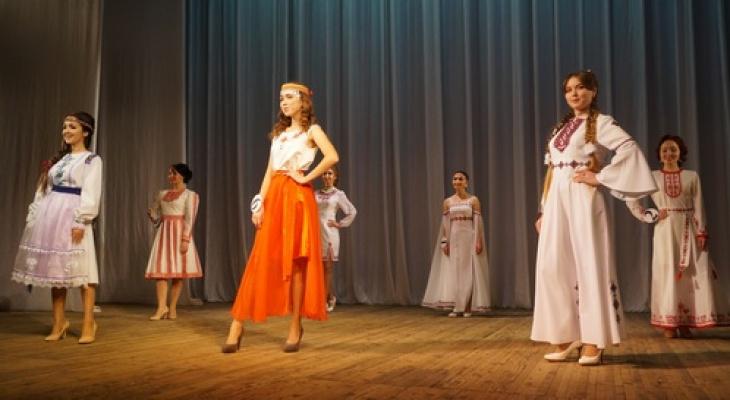 Марийские девушки поборются в конкурсе красоты