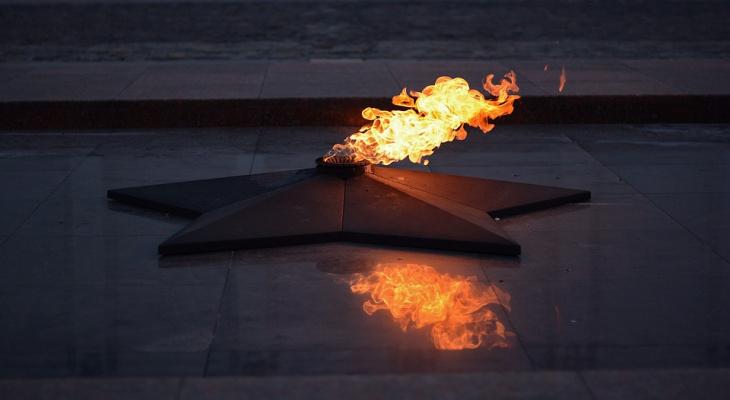 В Йошкар-Оле «дикие» люди осквернили Вечный огонь
