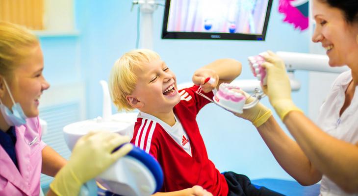 Стоматологическая клиника «Улыбка» для взрослых и детей
