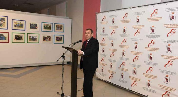 На открытии исторической выставки глава Марий Эл процитировал Путина
