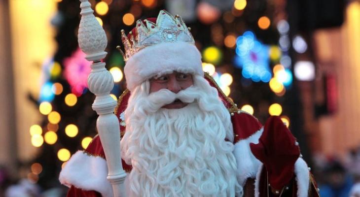 Йӱштӧ Кугыза попал в рейтинг популярных Дедов Морозов России