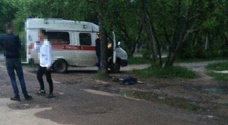 Подозреваемый в убийстве у ночного клуба Йошкар-Олы начал помогать детям и старикам?