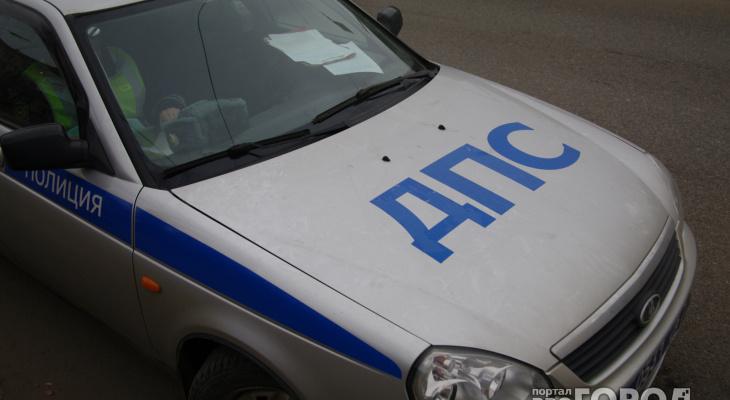 В Оршанском районе Марий Эл сбили парня, который шел по обочине