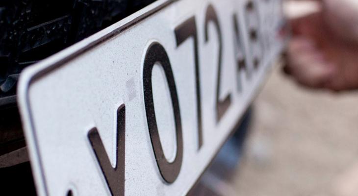Реформу о введение новых номеров для авто жителей Марий Эл отложат на 7 месяцев