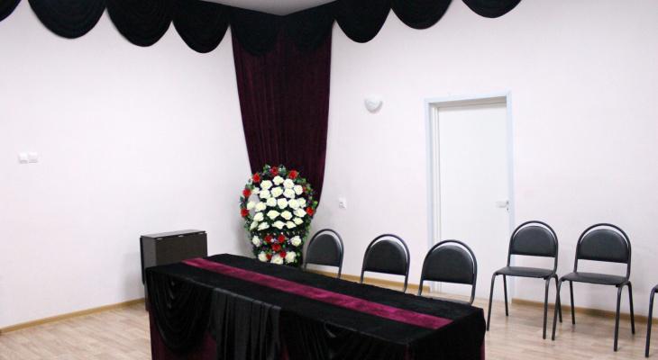 В Йошкар-Оле попрощаться с покойными можно не только в морге