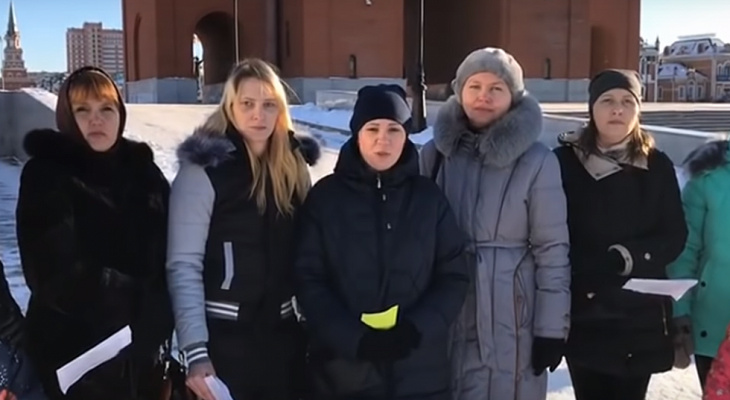Многодетные семьи Марий Эл пожаловались Владимиру Путину на отсутствие положенного жилья