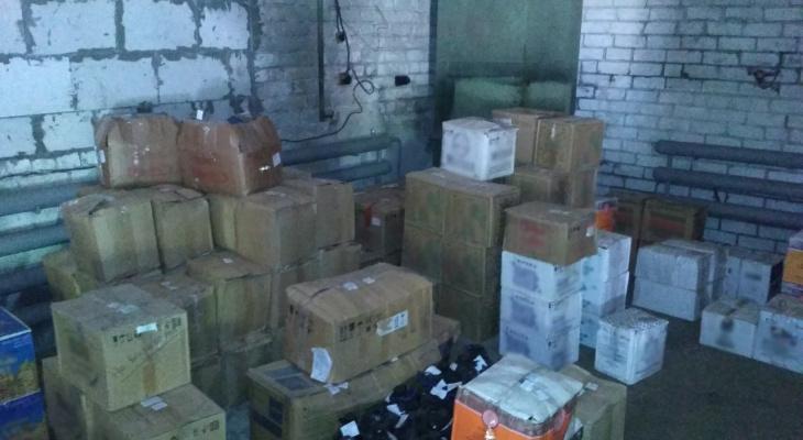 В Йошкар-Оле следователи изъяли более 9 тысяч литров опасного алкоголя