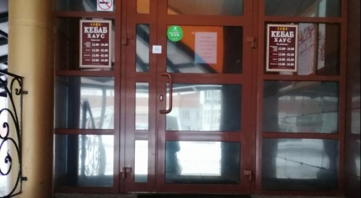 В Йошкар-Оле закрыли популярное кафе на Ленинском проспекте