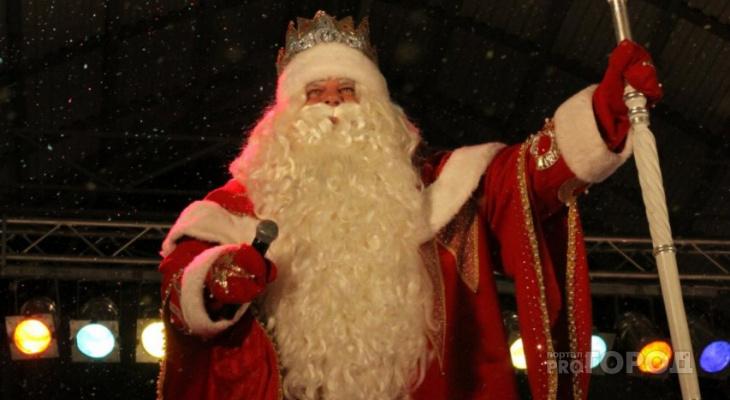 Детишки из Марий Эл пишут письма главному Деду Морозу страны