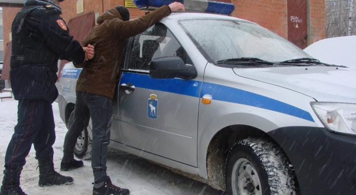 В Йошкар-Оле поймали двух жителей Украины с наркотиками в кармане