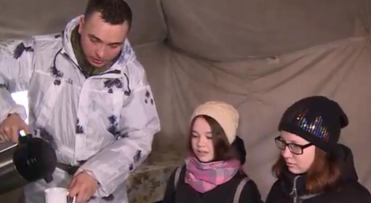 Министр обороны Шойгу может приехать к школьнице в Марий Эл