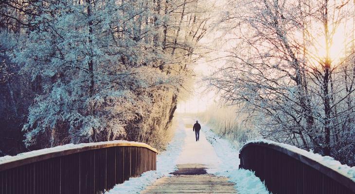 О погоде в Йошкар-Оле — выходные ожидаются теплыми и снежными