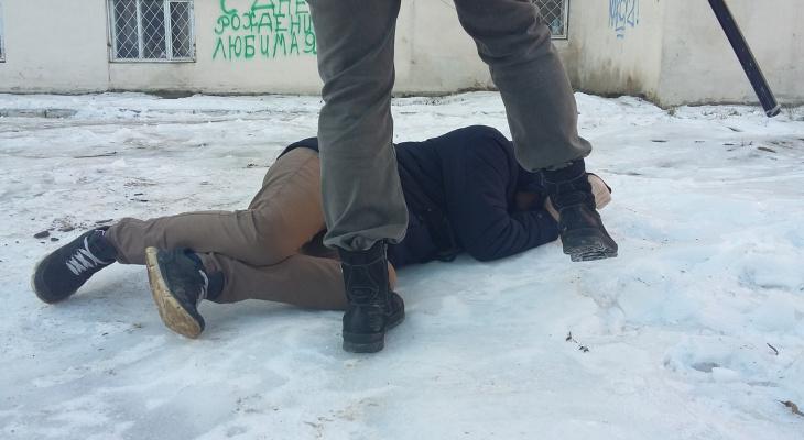 Стало известно, за что «отморозки» жестко избили прохожего в Йошкар-Оле