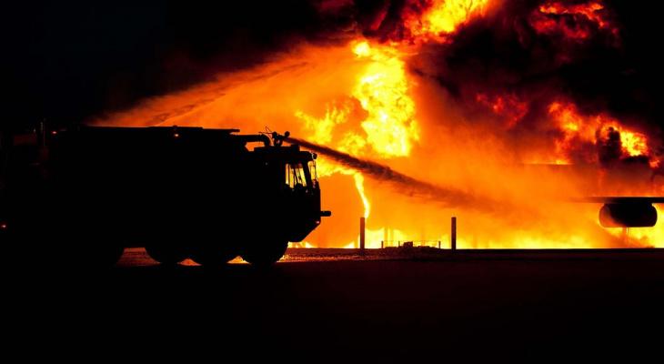 Появились подробности пожара в Марий Эл, где на пепелище нашли тело хозяина дома