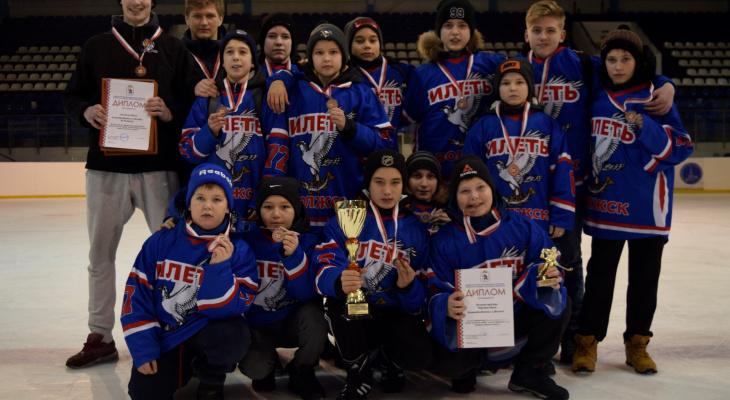 Юные хоккеисты Марий Эл попали на Всероссийские соревнования