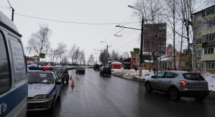 В Йошкар-Оле на «смертельном» переходе сбили 15-летнюю школьницу
