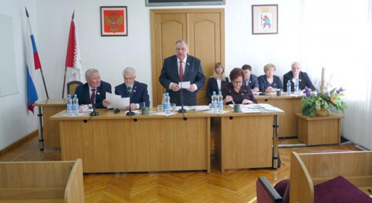 Госсобрание Марий Эл согласилось с законопроектом о доплатах к пенсиям