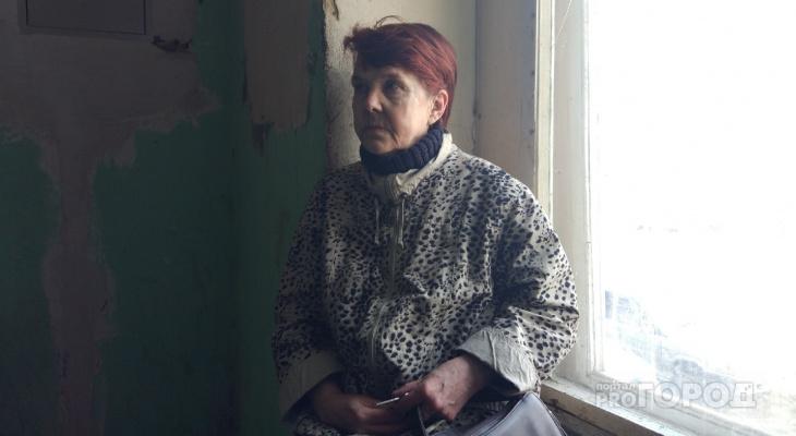 Йошкаролинка, которая жила в подъезде: «Меня из дома выгнал собственный сын»