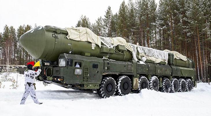 """В Йошкар-Олинского ракетном соединении начались учения с комплексами """"Ярс"""""""