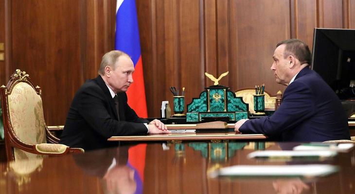 Путина в Марий Эл поддерживают 23% жителей, согласно опросу в соцсети
