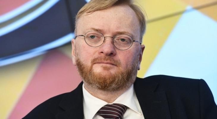 СМИ России: депутата Милонова избили пьяные эвакуаторщики