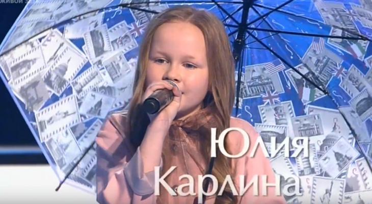 Что произошло на шоу «Голос.Дети» с участницей из Йошкар-Олы?