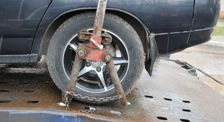 После ареста любимой иномарочки автоледи из Марий Эл погасила свои долги