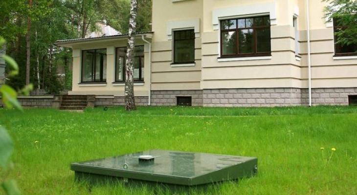 Как определиться с выбором автономной канализации для загородного дома?